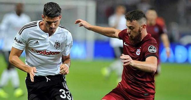 Trabzonspor - Beşiktaş 122. kez...