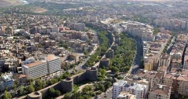 Diyarbakır'daki Alman sayısı dikkat çekti
