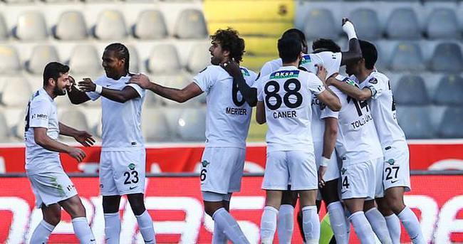 Akhisar Belediyespor 4 maçtır kazanamıyor