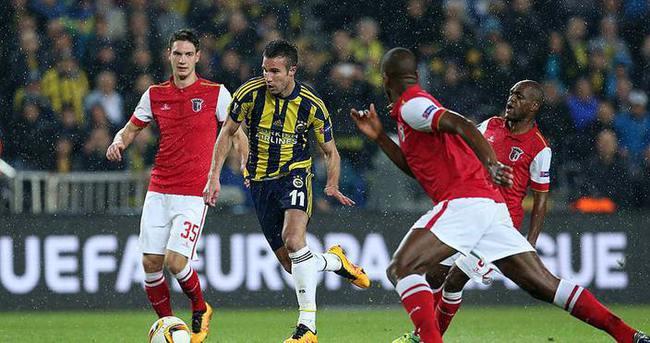 Fenerbahçe'nin rakibi Braga ligde kaybetti