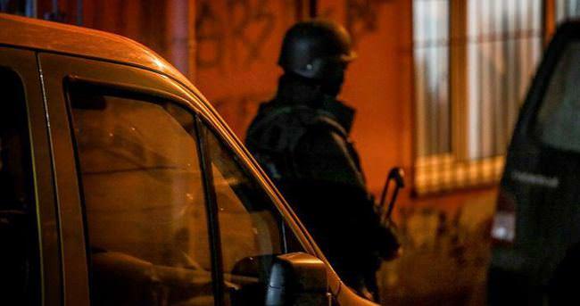 İstanbul'da PKK operasyonu: 15 gözaltı