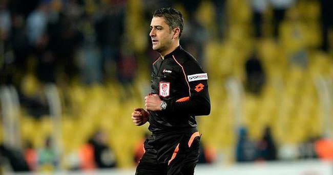 Trabzonspor-Beşiktaş maçının hakemi değişmedi