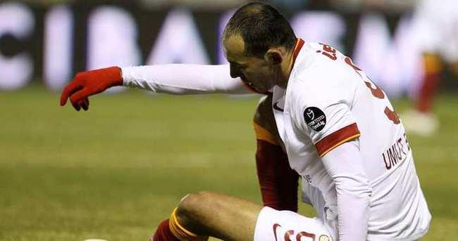 Galatasaray'dan Umut Bulut mesajı