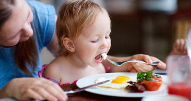 Et yemeyen çocukların beslenmesine dikkat!