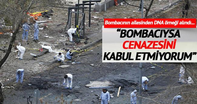 Bombalı saldırganın ailesinden DNA örneği alındı!