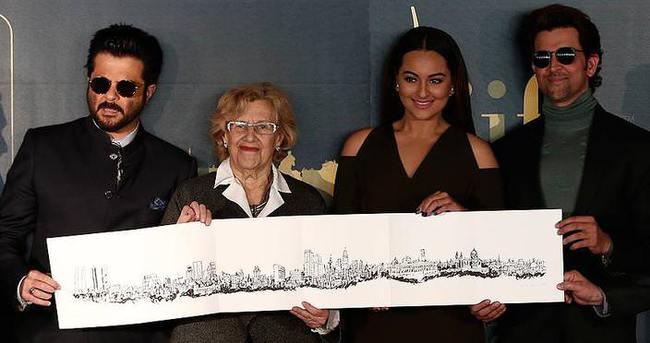 Bollywood Oscarları bu yıl Madrid'de verilecek