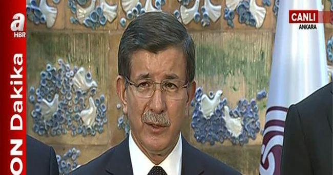Başbakan Davutoğlu: 11 kişi gözaltında