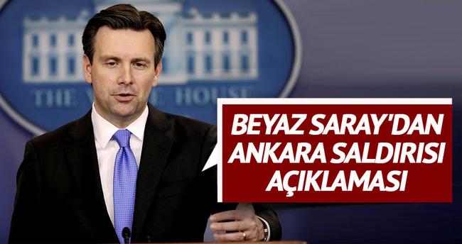 Beyaz Saray: Türk halkının yanındayız