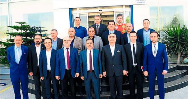 Başkan Mahmut Çelikcan: Yüreğir Çukurova'yı geçecek
