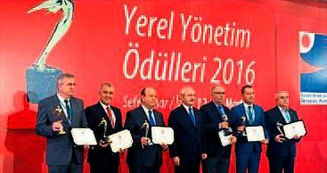 Manavgat Belediyesi ödüle layık bulundu