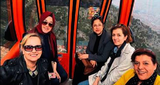 Girişimci kadınlar Denizli'yi beğendi