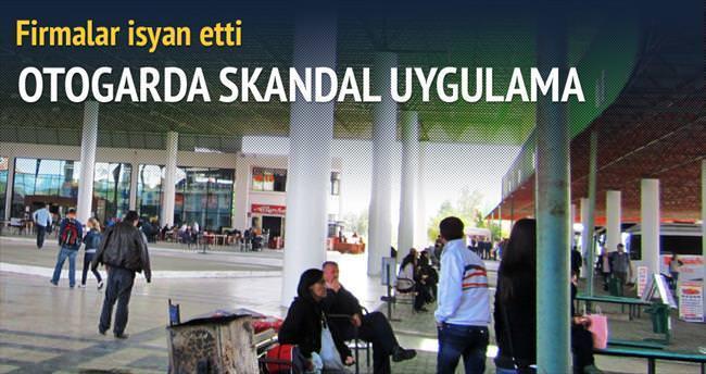 Otobüs firmalarına Edirne'de otogar şoku