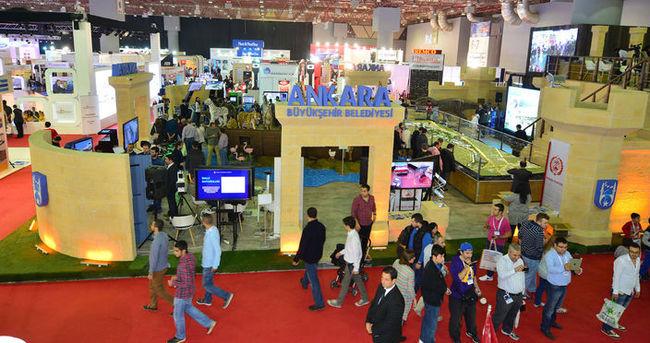 CeBIT Bilişim'e TechAnkara çıkarması
