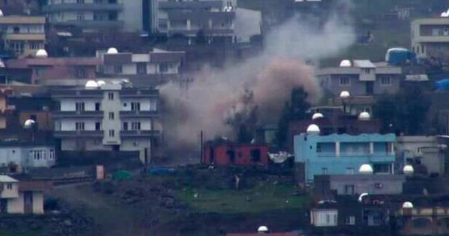 Şırnak'ta operasyona sis engeli