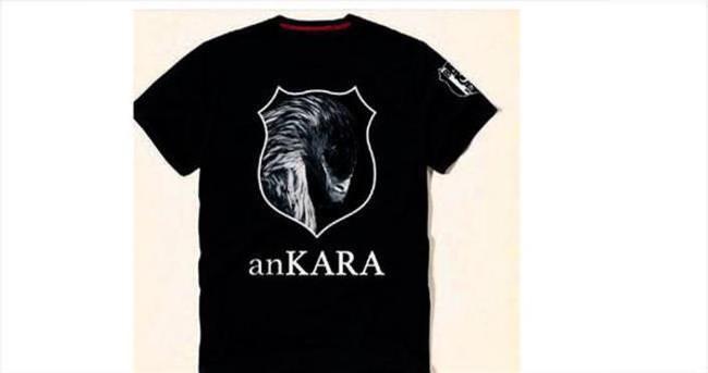 Beşiktaş sahaya bu tişört ile çıkacak