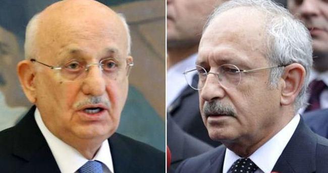 Kılıçdaroğlu, TBMM Başkanı Kahraman ile görüşecek