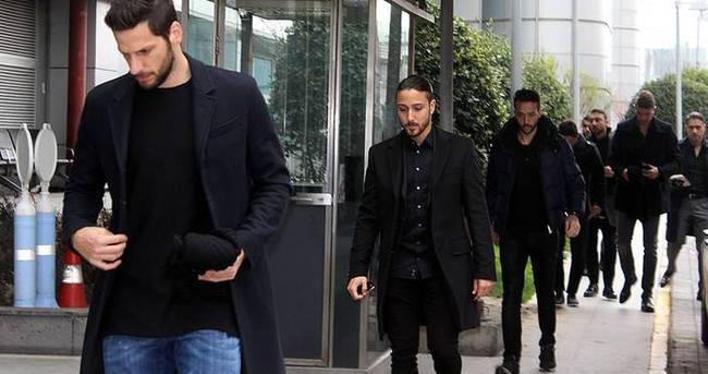 Galatasaray'dan Umut Bulut'a destek