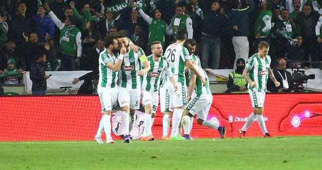 Konyaspor'da rekorlara 1 adım kaldı