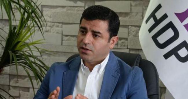 8 HDP'li vekil hakkında fezleke