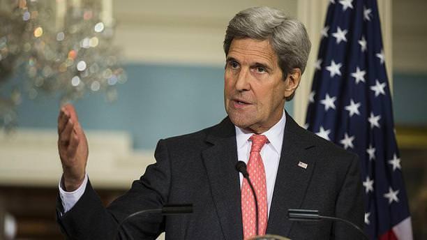 Kerry Rusya'ya gidecek