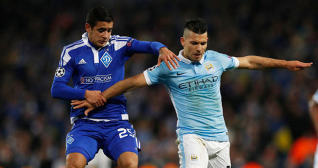 Manchester City ilk kez çeyrek finalde