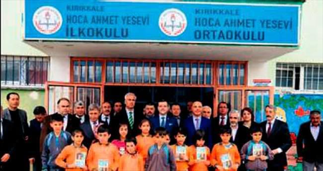 Ahmet Yesevi Konferansı Kırıkkale'de gerçekleşti