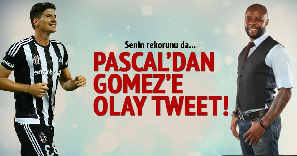 Nouma'dan Gomez'e mesaj: Senin rekorunu da...