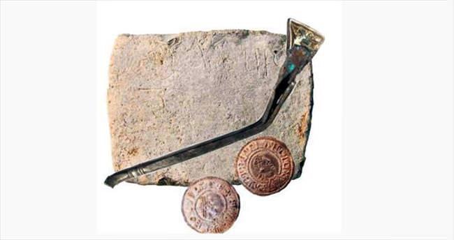 Anglo-Sakson hazinesi bulundu