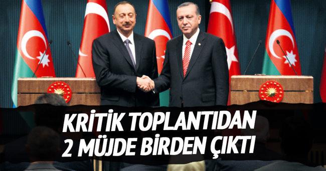 Erdoğan: TANAP'ı erken bitireceğiz