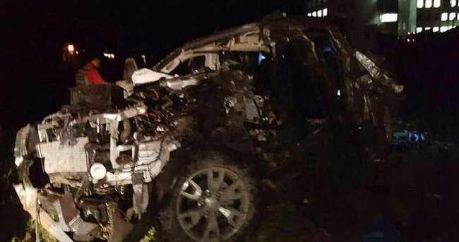 Mardin'den acı haber: 1 şehit, 7 yaralı