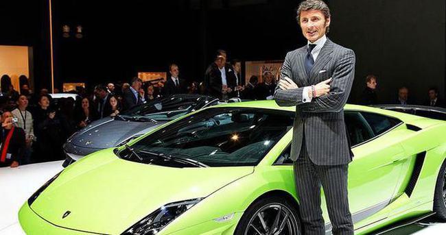Lamborghini'nin yeni patronu Stefano Domenicali