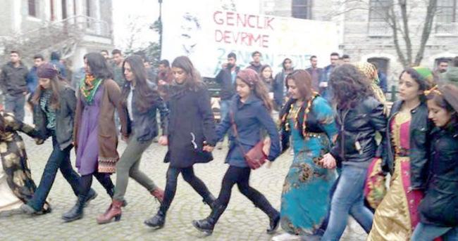 PKK'nın hedefi üniversiteler!