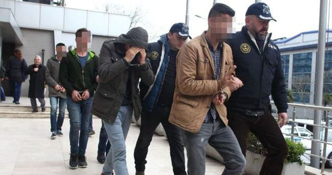 Bursa'da PKK'nın gençlik yapılanmasına operasyon