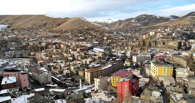 Bitlis'te 11 bölge 'Geçici Askeri Güvenlik Bölgesi' ilan edildi