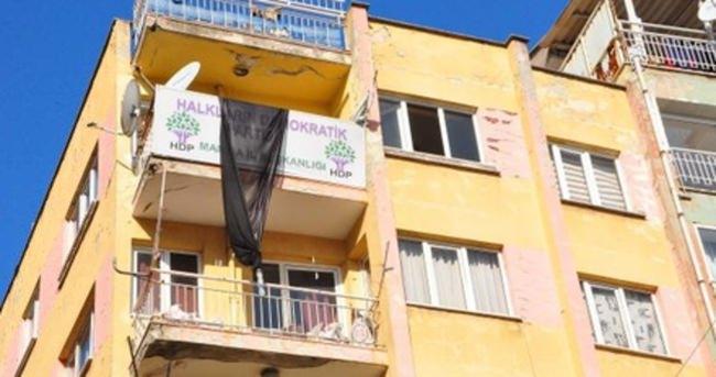 Manisa'da HDP Eş Başkanları gözaltında