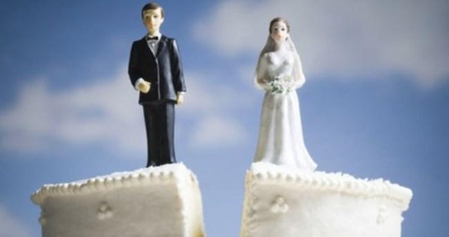 Boşananların sayısı arttı