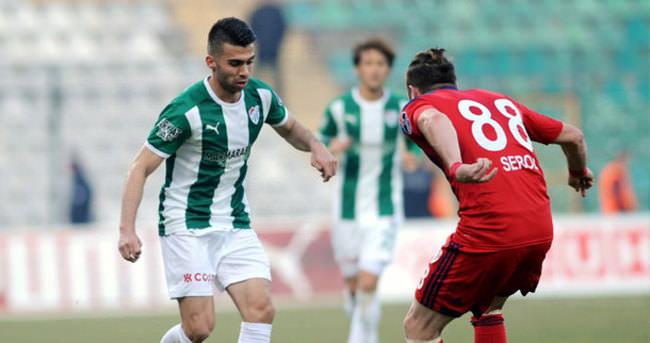 Bursaspor'un milli yıldızları kayıp