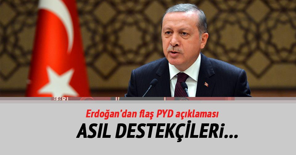 Cumhurbaşkanı Erdoğan: Batı ile Kandil aynı şeyi söylüyor