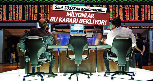 FED kararı öncesi piyasalarda son durum
