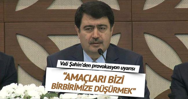 İstanbul Valisi Vasip Şahin'den vatandaşlara uyarı