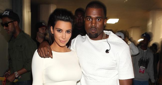 Kanye West ve Kim Kardashian'dan kötü haber