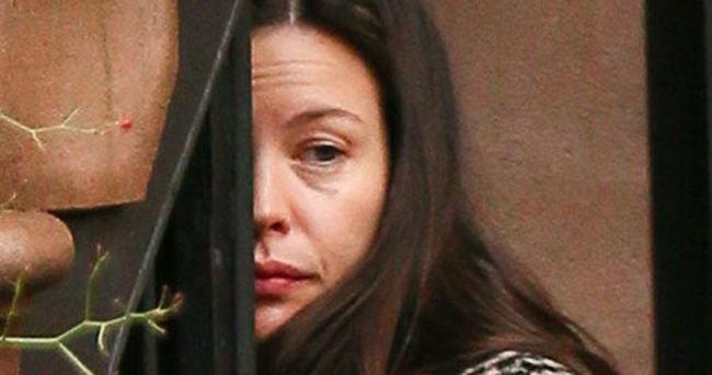Hamilelik Liv Tyler'ı çok yordu