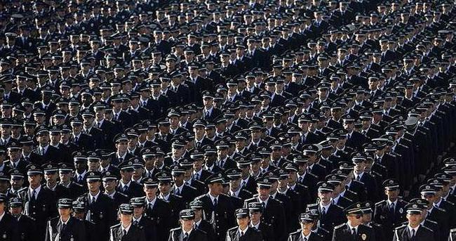 15 bin polis alınacak!