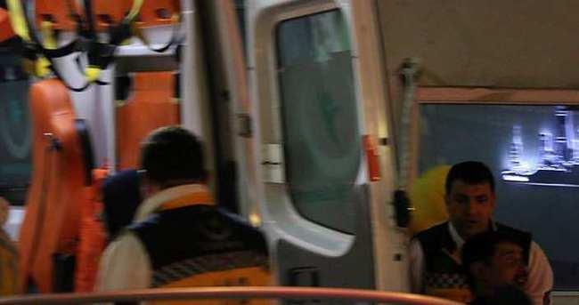 Beyoğlu'da silahlı kavga: 3 yaralı