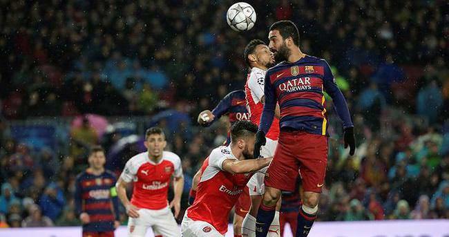 Ardalı Barcelona çeyrek finalde