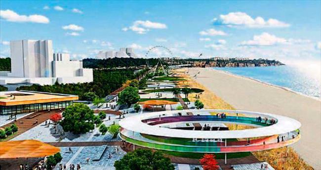 Antalya'nın vizyon projeleri