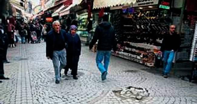 İzmir'in sembolüne yakışmayan manzara