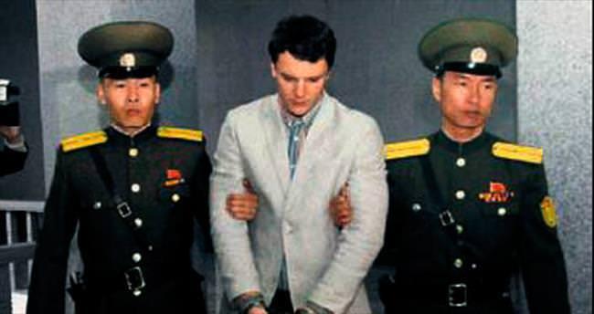 Kuzey Kore'den ABD vatandaşına 15 yıl ceza