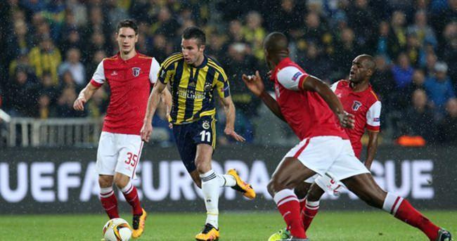 Braga - Fenerbahçe maçı saat kaçta, hangi kanalda?