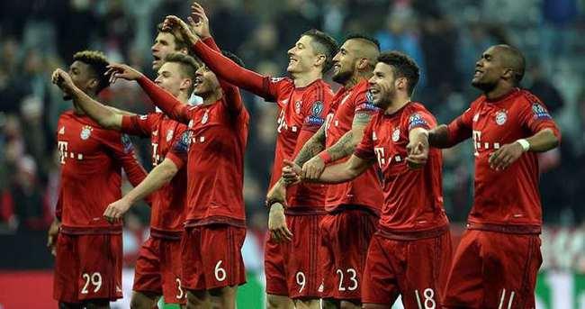 Bayern Münih Juventus'u uzatmada devirdi